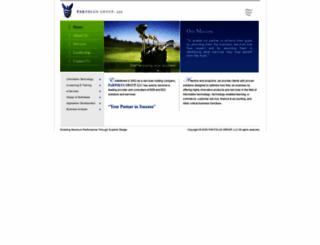 paktolusgroup.com screenshot