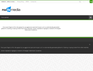 paktvmedia.xyz screenshot