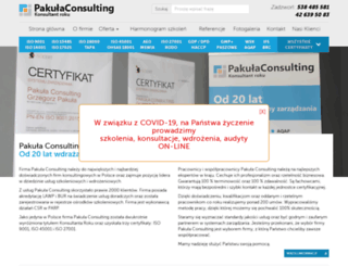 pakulaconsulting.pl screenshot