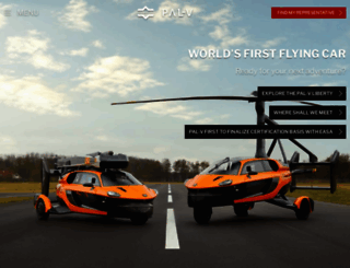 pal-v.com screenshot