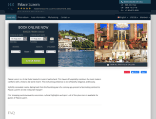 palace-luzern.hotel-rez.com screenshot