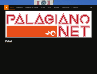 palagiano.net screenshot