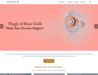 palakdesigns.com screenshot