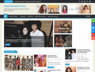 palakmuchhal.com screenshot