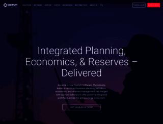 palantirsolutions.com screenshot