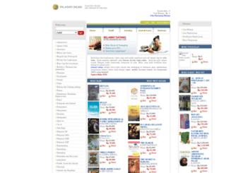 palasarionline.com screenshot