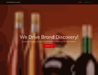 palatewizards.com screenshot