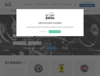 palau.fr screenshot