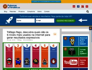 palavrasquevendem.com screenshot
