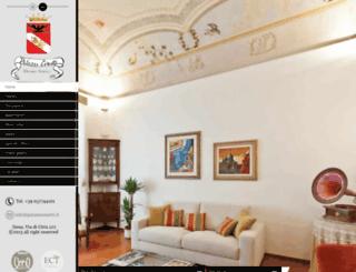 palazzocinotti.it screenshot