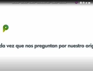 palenciaturismo.es screenshot