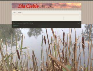 palenica.jimdo.com screenshot