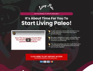 paleodietplansolutions.com screenshot