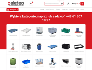 paleteo.pl screenshot