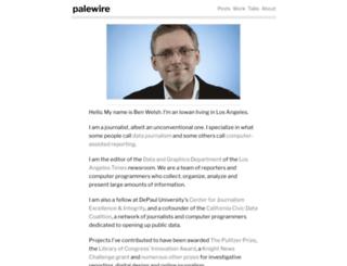 palewi.re screenshot