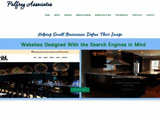 palfreyassoc.com screenshot