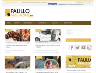 palillomagazine.net screenshot