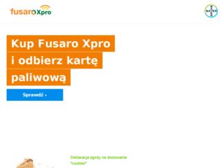 paliwonazabieg.pl screenshot