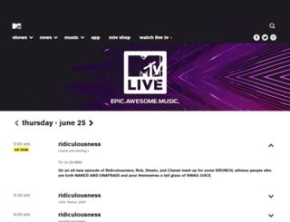 palladia.tv screenshot