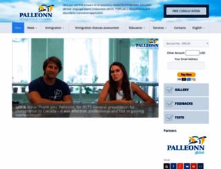 palleonn.com screenshot