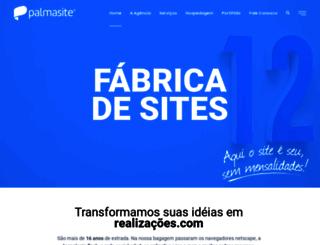 palmasite.com.br screenshot