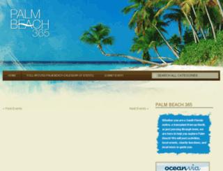palmbeach365.com screenshot