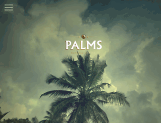 palmdrinks.de screenshot