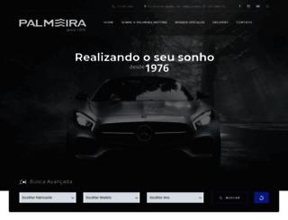 palmeiramotors.com.br screenshot