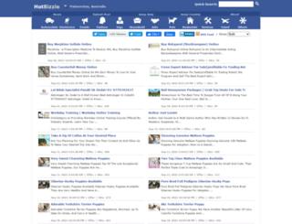 palmerston.hotbizzle.com screenshot