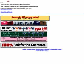 palmettotrading.com screenshot
