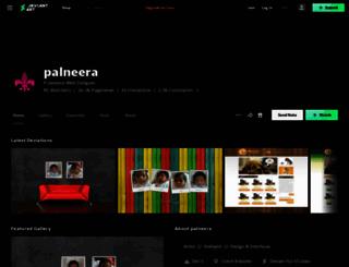palneera.deviantart.com screenshot