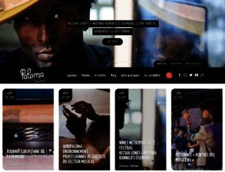 paloma-nimes.fr screenshot