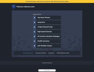 paloma-videncia.com screenshot