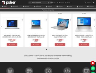 palser.com screenshot