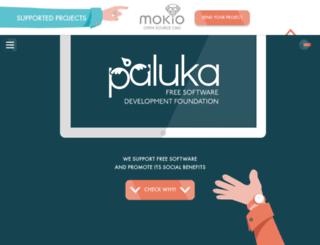 paluka.org screenshot