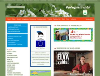 palupera.ee screenshot