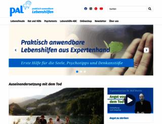 palverlag.de screenshot