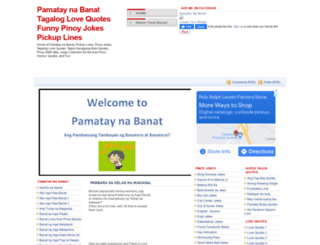 pamataynabanat.blogspot.com screenshot