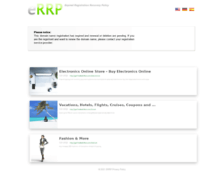 pamcorder.com screenshot