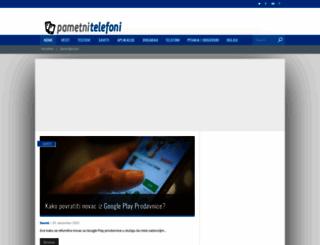 pametnitelefoni.rs screenshot
