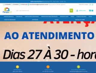 pampatech.com.br screenshot