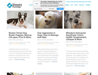 pampered-dog-gifts.com screenshot