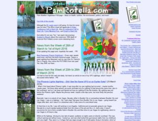 pamrotella.com screenshot