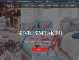 pamukkaletekstil.com.tr screenshot