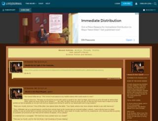pamuphoff.livejournal.com screenshot