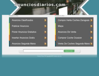 panama.anunciosdiarios.com screenshot