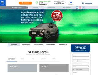 panambra.com.br screenshot
