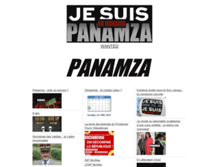 panamza.com screenshot