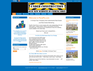 panapix.com screenshot
