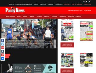 panaynewsphilippines.com screenshot
